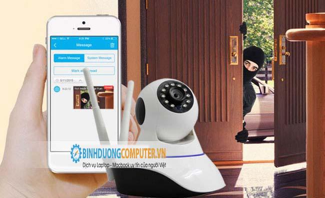 lắp camera giá rẻ tại Tân Uyên