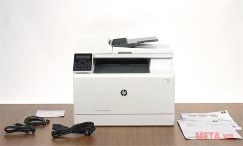 Máy in HP Color LaserJet Pro MFP M181FW