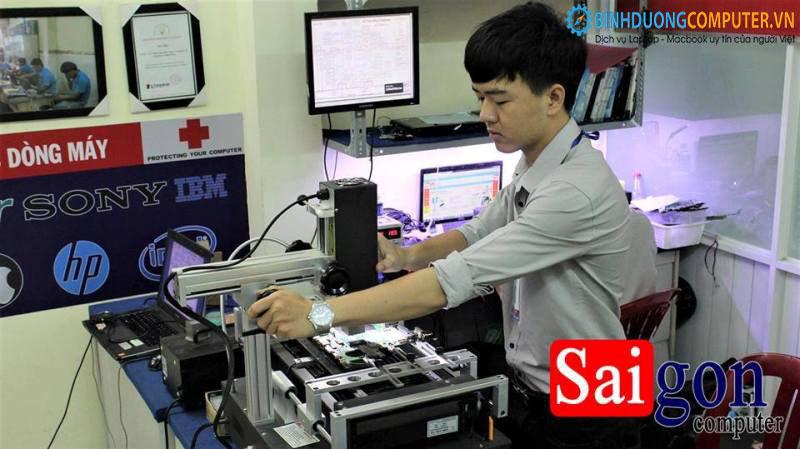 Sửa laptop tại nhà Thuận An