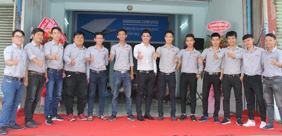 Địa chỉ sửa máy tính tại Thuận An