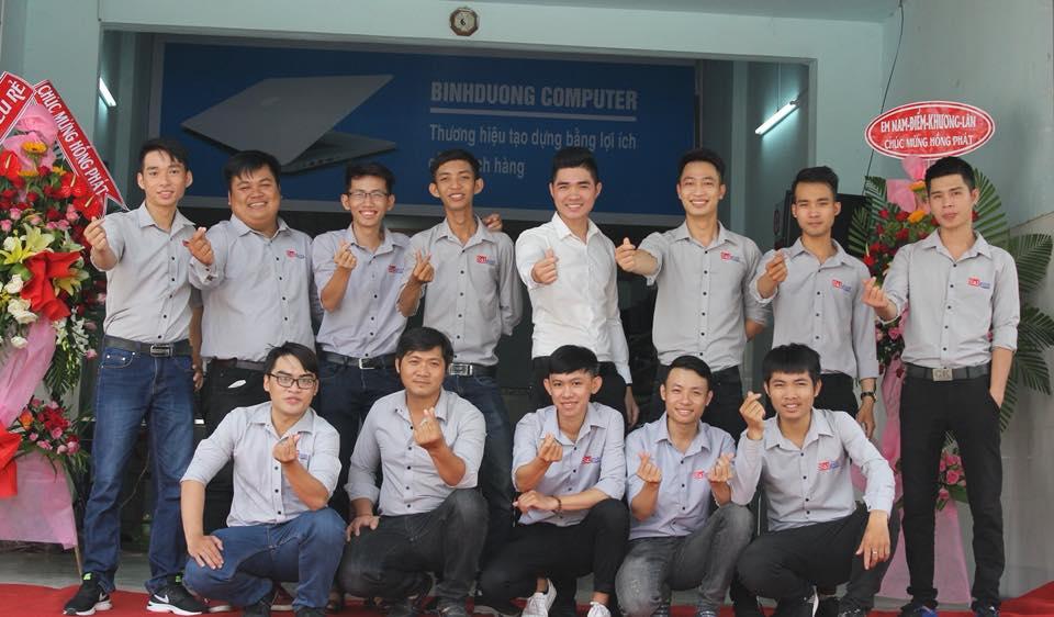Sửa laptop tại Thuận An lấy liền