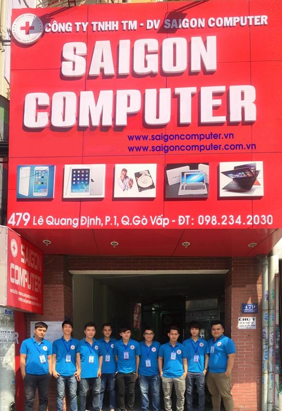 Trung tâm sửa chữa laptop Bình Dương Computer