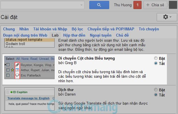 Cách thay đổi giao diện Gmail_4