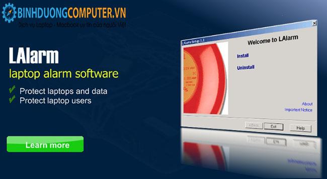 LAlarm Chống trộm laptop hoặc USB