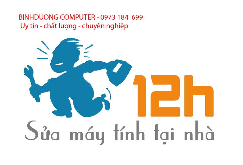 Sửa máy tính tại nhà đường DT 743