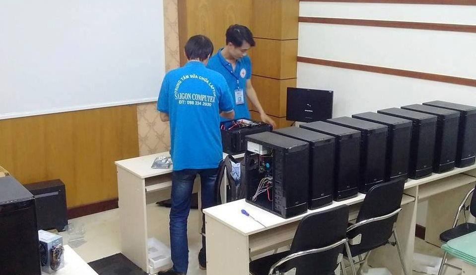 Bảo trì máy tính công ty Khu Công Nghiệp Sóng Thần