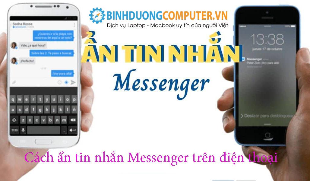 Cách ẩn tin nhắn Messenger trên điện thoại