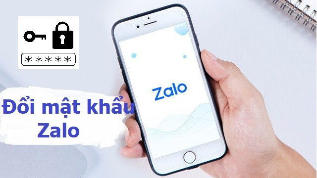 Cách đổi mật khẩu Zalo trên điện thoại và máy tính