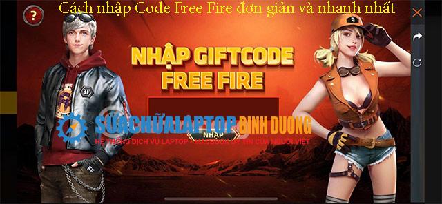 Cách nhập Code Free Fire đơn giản và nhanh nhất