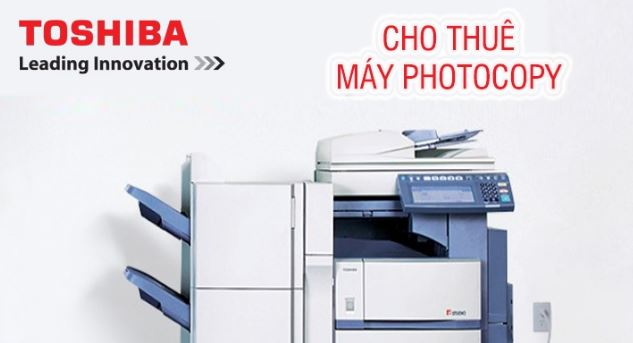 Cho thuê máy photocopy Ricoh đa chức năng