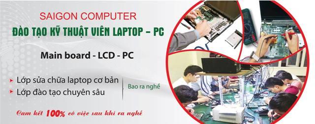 Dạy sửa mainboard laptop Bình Dương