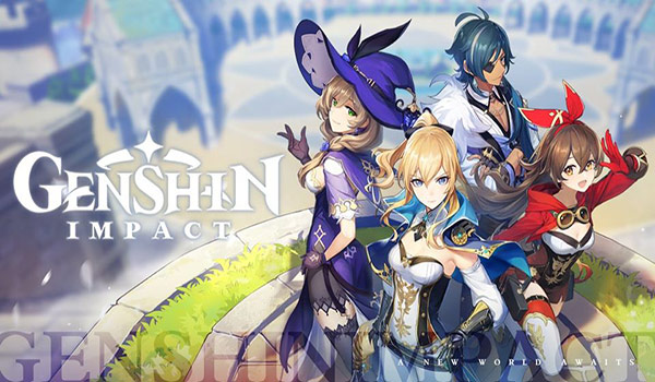 Genshin impact - Tải game xứ sở thần tiên