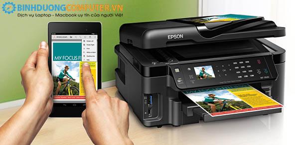 Hướng dẫn kết nối các dòng điện thoại với máy in