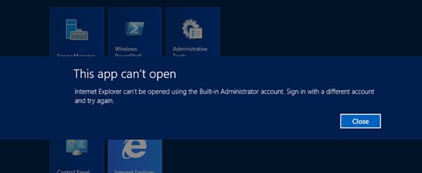 Sửa lỗi máy tính không mở được ứng dụng