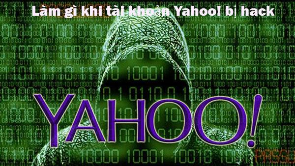 Tài khoản Yahoo! Bị hack bạn nên làm gì?