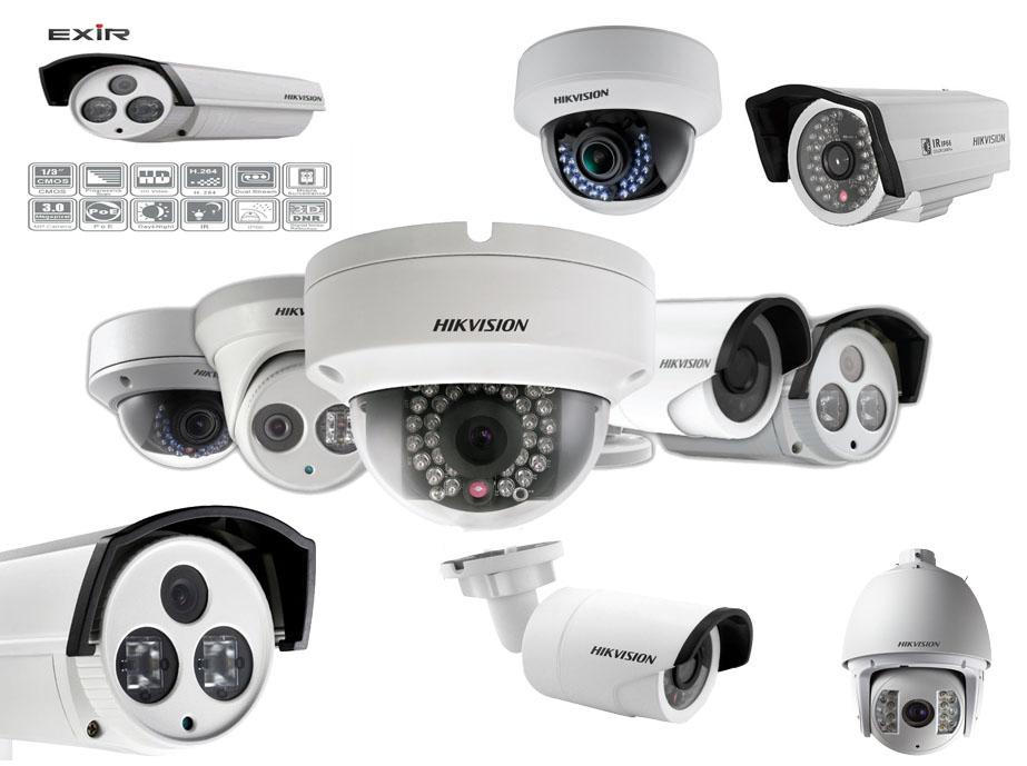 Lắp đặt camera quan sát tại kcn 550