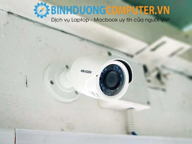 Lắp camera quan sát tại KCN Mỹ Phước