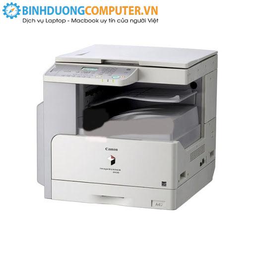 Cách xử lý máy photocopy canon ir 2420 báo lỗi E007 000
