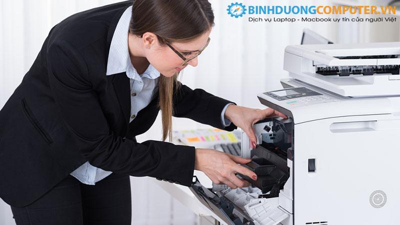 Nguyên nhân máy photocopy toshiba e282 báo lỗi C440
