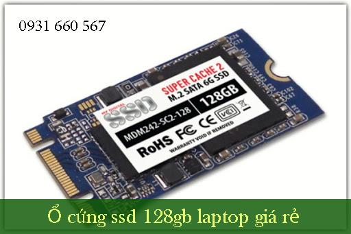 Ổ cứng ssd 128gb laptop giá rẻ