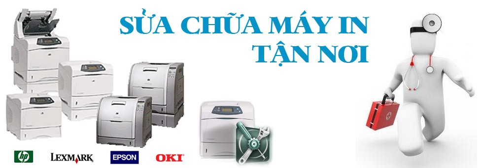 Sửa máy in tại nhà Tân Uyên