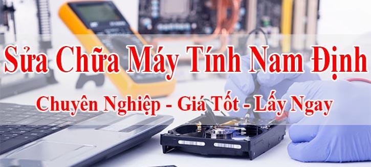 Sửa máy tính tại nhà Nam Định