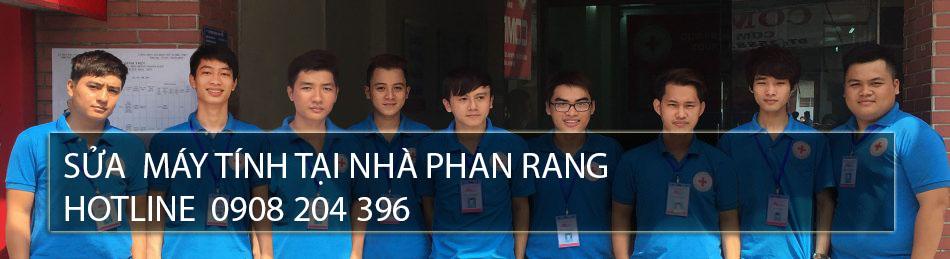 Sửa máy tính tại nhà Phan Rang