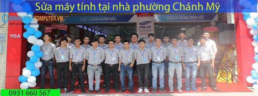 Sửa máy tính tại nhà phường Chánh mỹ