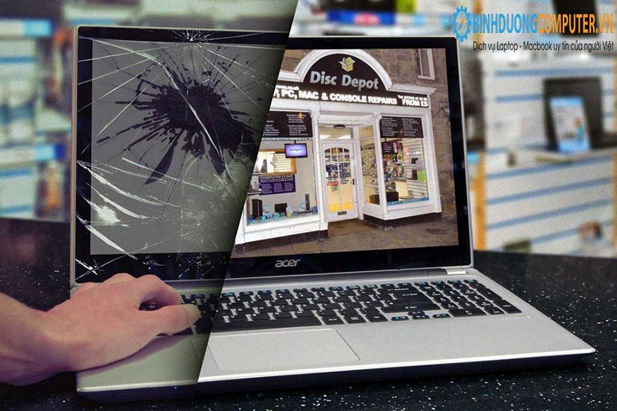 Sửa chữa màn hình Laptop – LCD