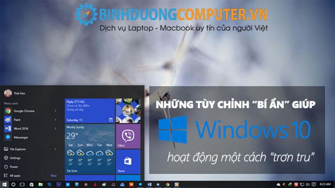 5 Thao tác nhanh trong windows 10 giúp bạn làm việc nhanh hơn