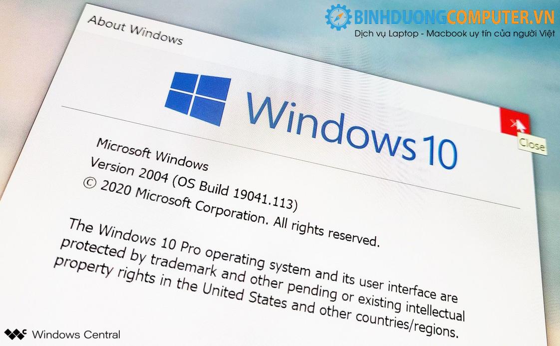 Các tính năng hữu ích mới trên Windows 10 May 2020