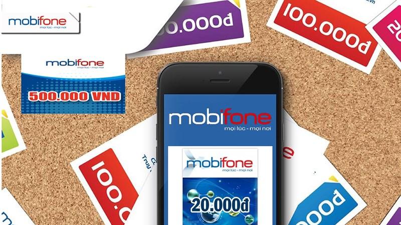 Ứng tiền MobiFone: Từ 5.000 đến 50.000 đồng nhanh chóng và đơn giản