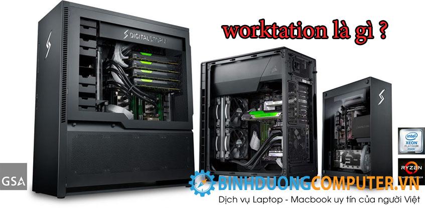 Workstation là gì ?