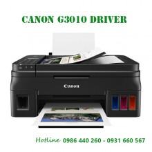 Canon g3010 driver