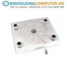 Đế tản nhiệt Laptop NC10 (SF70) 1FAN LỚN DÀY