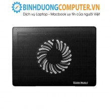 Đế tản nhiệt Laptop NOTEPAL COOLER MASTER I100 - BLACK
