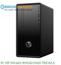 Giá PC HP 390 m01-f0303d Pentium Gold G5420 7XE18AA