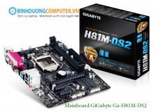 Mainboard GiGabyte Ga-H81M-DS2