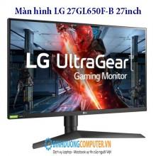 Màn hình LG 27GL650F-B 27inch/144Hz/1ms/IPS/400cd/m²