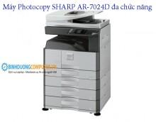 Máy Photocopy SHARP AR-7024D đa chức năng