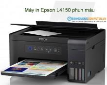 Máy in Epson L4150 phun màu