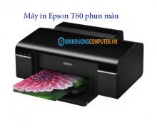 Máy in Epson T60 phun màu