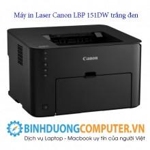 Máy in Laser Canon LBP 151DW trắng đen