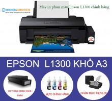 Máy in phun màu Epson L1300 chính hãng