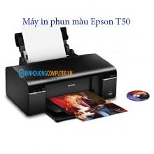 Máy in phun màu Epson T50