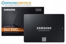 Ổ cứng SSD 250G Samsung giá rẻ Bình Dương