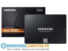 Ổ cứng SSD 500G Samsung giá rẻ Bình Dương