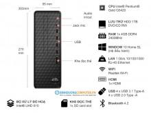 PC HP S01-PF0303D (Pentium G5420/4GB/1TB HDD/UHD 610/Win10) 7XE48AA