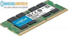 Ram Laptop CRUCIAL DDR4 NB 8G/2400 (CT8G4SFS824A)
