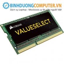 Ram Laptop Corsair 4GB bus 1333 C9 Value Bình Dương